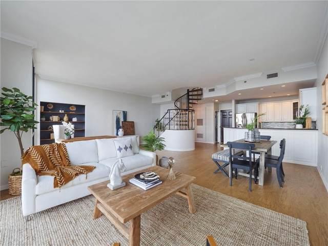 3481 Lakeside Drive NE Penthouse Ts4, Atlanta, GA 30326 (MLS #6936362) :: Tonda Booker Real Estate Sales
