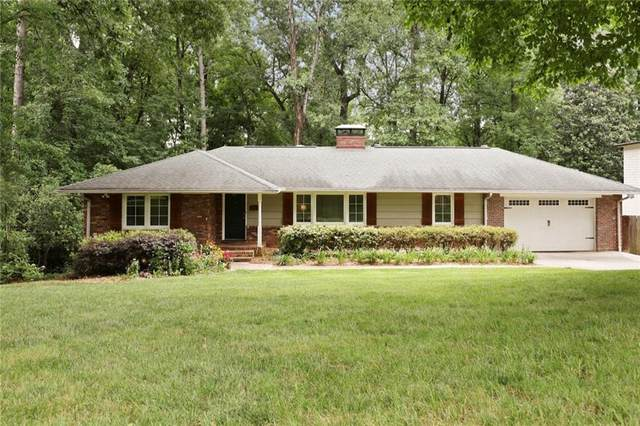 640 Valley Green Drive NE, Atlanta, GA 30342 (MLS #6936520) :: North Atlanta Home Team