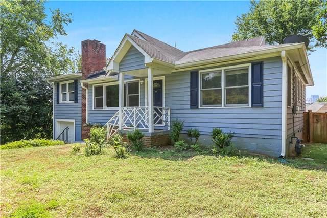 511 NE Pelham Road NE, Atlanta, GA 30324 (MLS #6937768) :: Dawn & Amy Real Estate Team