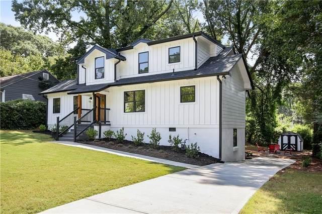 1643 Van Epps Street SE, Atlanta, GA 30316 (MLS #6937875) :: North Atlanta Home Team