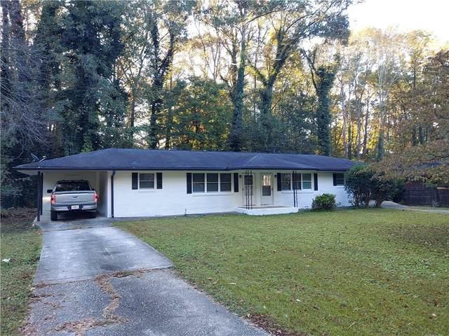 5091 Jones Road, Austell, GA 30106 (MLS #6938913) :: Cindy's Realty Group