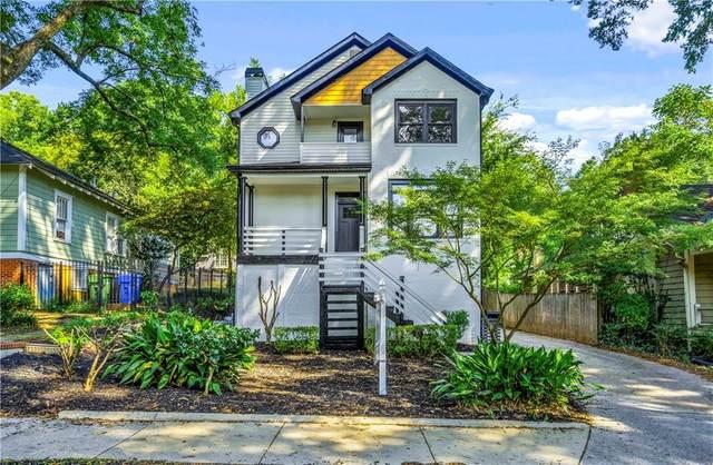 320 8th Street NE, Atlanta, GA 30309 (MLS #6940330) :: Dillard and Company Realty Group