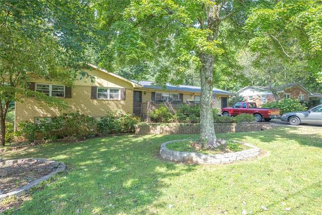 2939 Lula Lane NW, Kennesaw, GA 30144 (MLS #6941135) :: The Realty Queen & Team