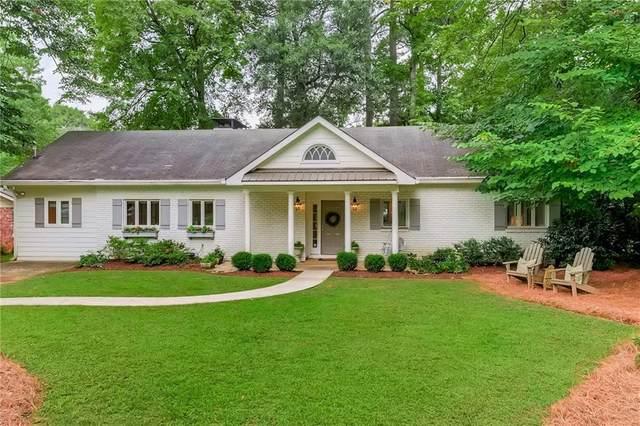 420 Carolwood Lane, Atlanta, GA 30342 (MLS #6941710) :: Good Living Real Estate