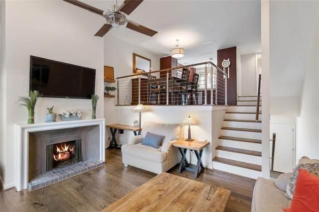 835 Glendale Terrace NE #2, Atlanta, GA 30308 (MLS #6941782) :: Atlanta Communities Real Estate Brokerage