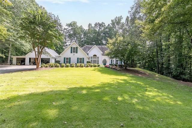 469 Quail Creek Drive, Monroe, GA 30656 (MLS #6942818) :: North Atlanta Home Team