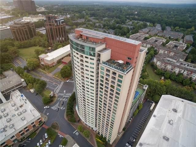 4561 Olde Perimeter Way #2306, Atlanta, GA 30346 (MLS #6943664) :: Atlanta Communities Real Estate Brokerage