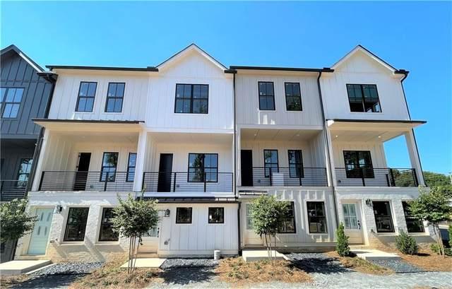 191 Chestnut Circle #37, Atlanta, GA 30342 (MLS #6943825) :: Atlanta Communities Real Estate Brokerage