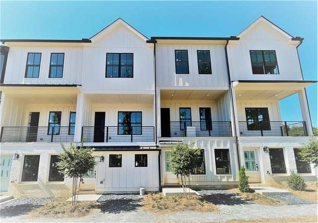 1251 Cushenberry Lane NW #1, Atlanta, GA 30318 (MLS #6944701) :: Good Living Real Estate