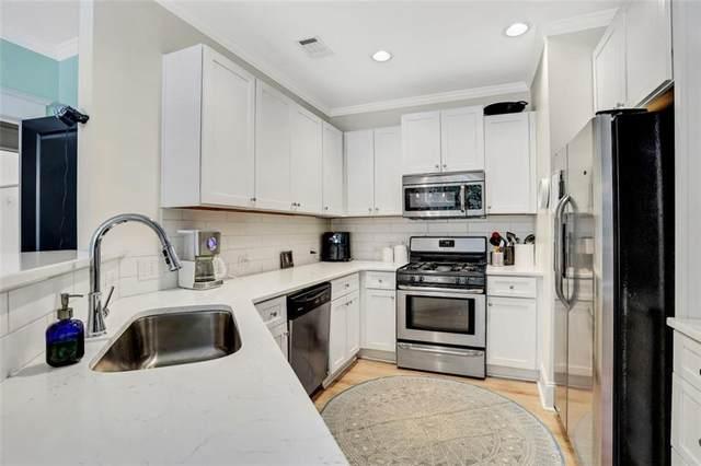 625 Piedmont Avenue #106, Atlanta, GA 30308 (MLS #6945211) :: The Kroupa Team | Berkshire Hathaway HomeServices Georgia Properties