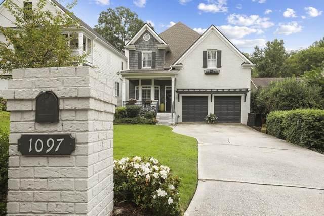 1097 Standard Drive NE, Brookhaven, GA 30319 (MLS #6945252) :: North Atlanta Home Team