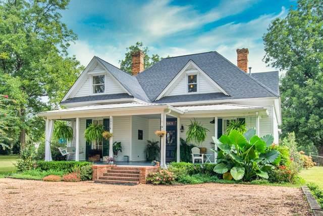 5921 Bostwick Highway, Bostwick, GA 30623 (MLS #6946055) :: 515 Life Real Estate Company