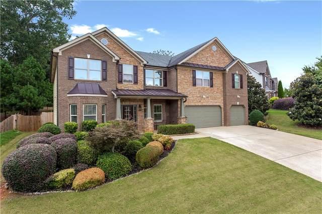 5268 Cedar Mill Drive, Powder Springs, GA 30127 (MLS #6946213) :: 515 Life Real Estate Company
