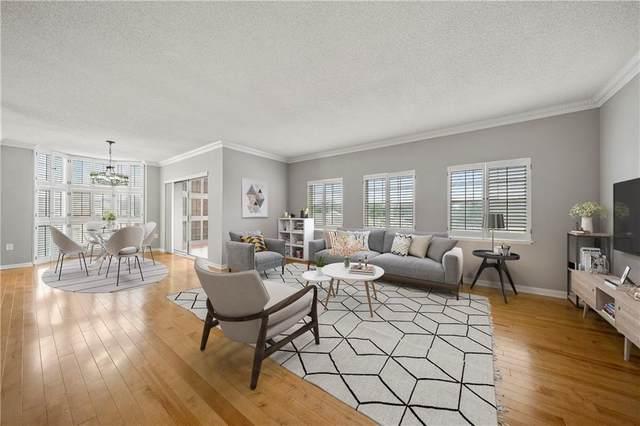 3435 Kingsboro Road NE #802, Atlanta, GA 30326 (MLS #6946222) :: Tonda Booker Real Estate Sales