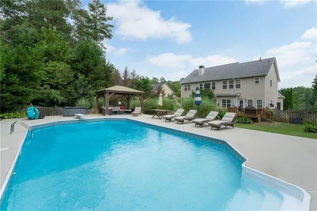 28 Rosemeade Way, Acworth, GA 30101 (MLS #6946238) :: RE/MAX Paramount Properties