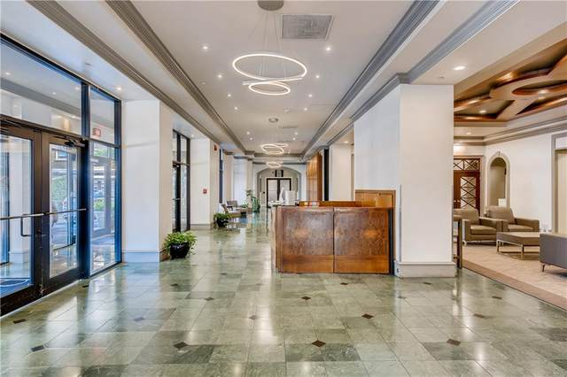 795 Hammond Drive #410, Atlanta, GA 30328 (MLS #6948722) :: Kennesaw Life Real Estate