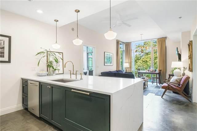 905 Juniper Street NE #402, Atlanta, GA 30309 (MLS #6950745) :: RE/MAX Paramount Properties