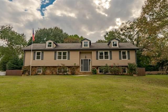 2483 Trent Drive, Marietta, GA 30066 (MLS #6950778) :: North Atlanta Home Team