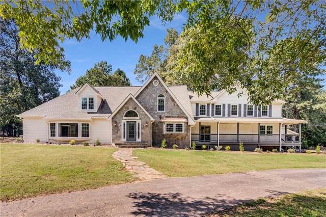 13065 New Providence Road, Milton, GA 30004 (MLS #6950882) :: Virtual Properties Realty
