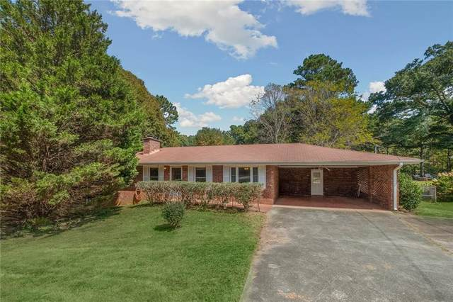 539 Hawkins Store Road NE, Kennesaw, GA 30144 (MLS #6952016) :: North Atlanta Home Team