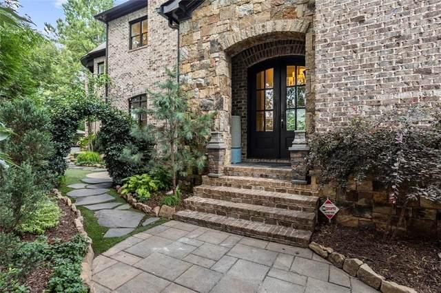 532 Bishop Way NE, Atlanta, GA 30312 (MLS #6953460) :: RE/MAX Paramount Properties