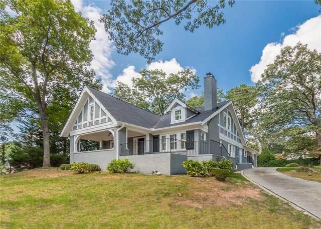 1981 Walker Avenue, College Park, GA 30337 (MLS #6953470) :: Path & Post Real Estate