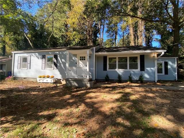 2029 Highview Road SW, Atlanta, GA 30311 (MLS #6953739) :: Dillard and Company Realty Group