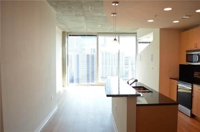 400 W Peachtree Street NW #2509, Atlanta, GA 30308 (MLS #6954716) :: Tonda Booker Real Estate Sales