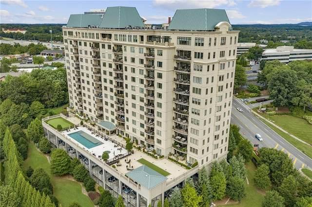 2700 Paces Ferry Road SE #302, Atlanta, GA 30339 (MLS #6955096) :: Dillard and Company Realty Group