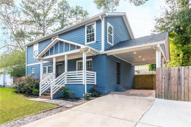 1961 Meadow Lane, Decatur, GA 30032 (MLS #6955841) :: Dawn & Amy Real Estate Team