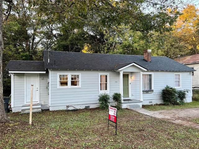 714 W Church Street, Rockmart, GA 30153 (MLS #6956342) :: North Atlanta Home Team