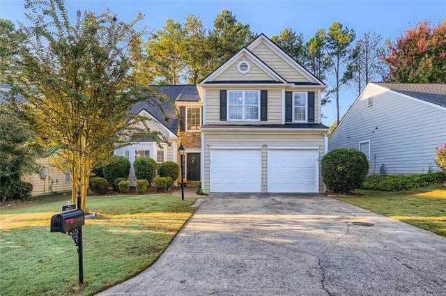 1416 Chardin Drive, Marietta, GA 30062 (MLS #6956757) :: The Zac Team @ RE/MAX Metro Atlanta