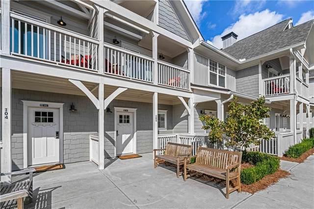 7116 Lunker Lake Drive #105, Douglasville, GA 30135 (MLS #6957109) :: North Atlanta Home Team