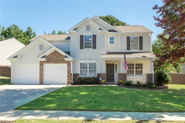 3290 Deer Valley Drive NW, Acworth, GA 30101 (MLS #6959232) :: Path & Post Real Estate