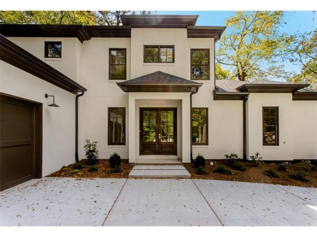 395 Wimbledon Road NE, Atlanta, GA 30324 (MLS #5712591) :: North Atlanta Home Team