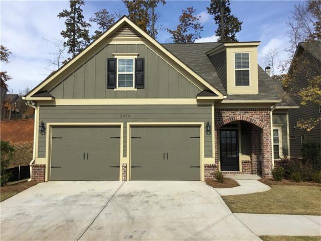 2470 Barrett Preserve Court SW, Marietta, GA 30064 (MLS #5734219) :: North Atlanta Home Team