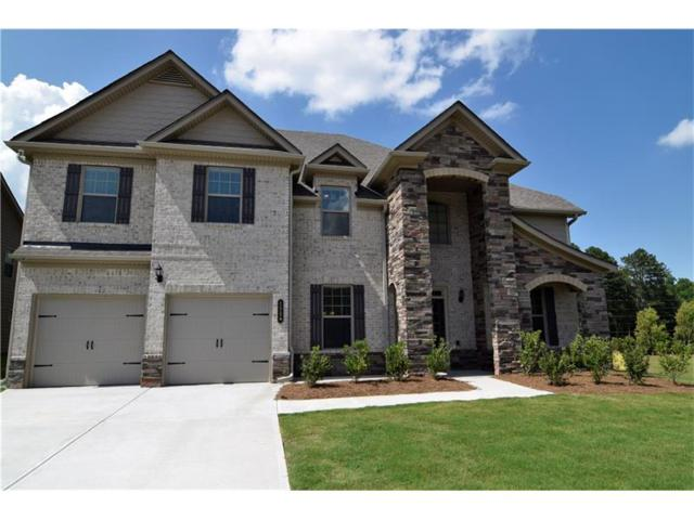 4585 Mossbrook (Lot 1) Circle, Alpharetta, GA 30004 (MLS #5762431) :: North Atlanta Home Team