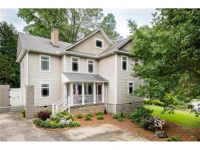 211 Parkside Circle, Decatur, GA 30030 (MLS #5792162) :: North Atlanta Home Team