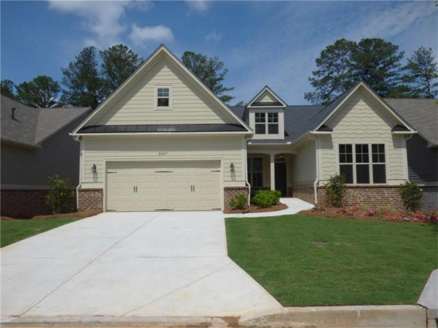 2247 Long Bow Chase NW, Kennesaw, GA 30144 (MLS #5799491) :: North Atlanta Home Team