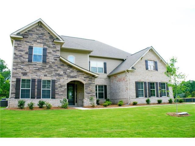 106 Carmichael Drive, Canton, GA 30115 (MLS #5819282) :: Path & Post Real Estate