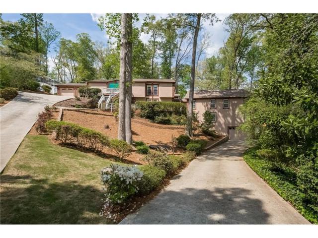 1198 Forest Brook Court, Marietta, GA 30068 (MLS #5834055) :: North Atlanta Home Team