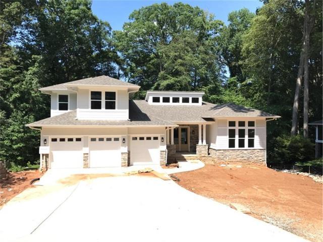 2146 Council Bluff Court NE, Atlanta, GA 30345 (MLS #5834444) :: North Atlanta Home Team