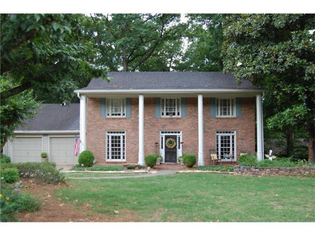 5566 Benton Woods Drive, Atlanta, GA 30342 (MLS #5837087) :: North Atlanta Home Team