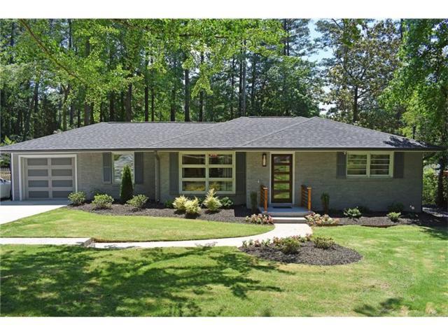 2023 Innwood Road NE, Atlanta, GA 30329 (MLS #5840213) :: North Atlanta Home Team