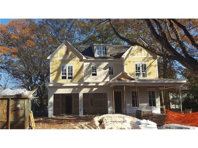 2611 Gilbert Street SE, Smyrna, GA 30080 (MLS #5848488) :: North Atlanta Home Team