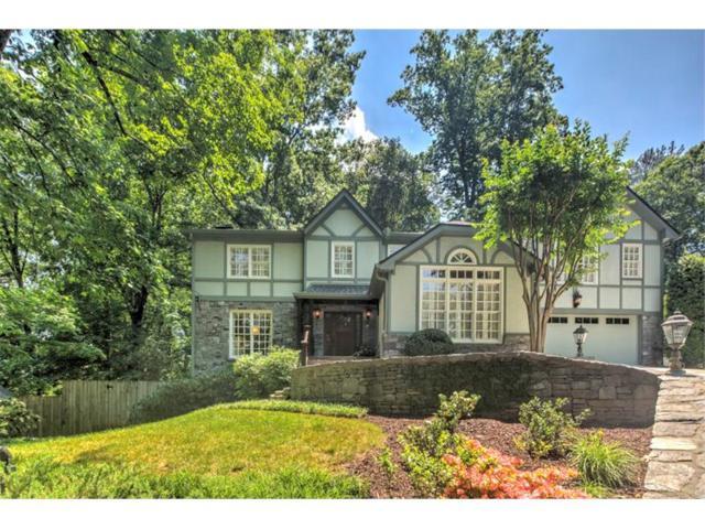 1275 Old Woodbine Road, Atlanta, GA 30319 (MLS #5851214) :: North Atlanta Home Team