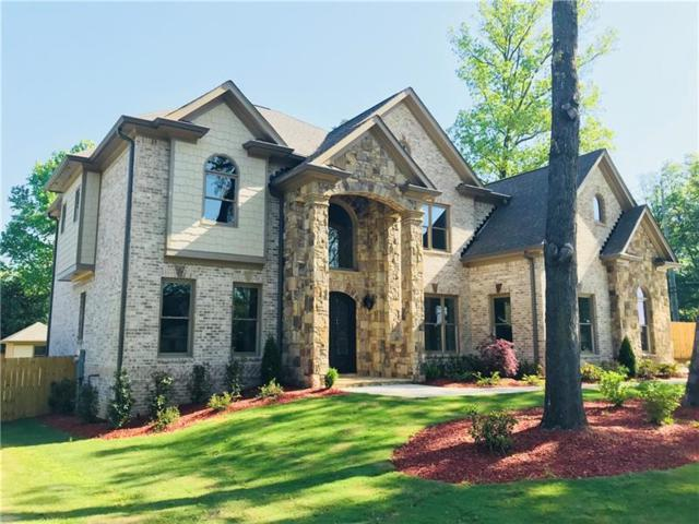 4571 Parkcrest Court NE, Marietta, GA 30068 (MLS #5860849) :: The Russell Group