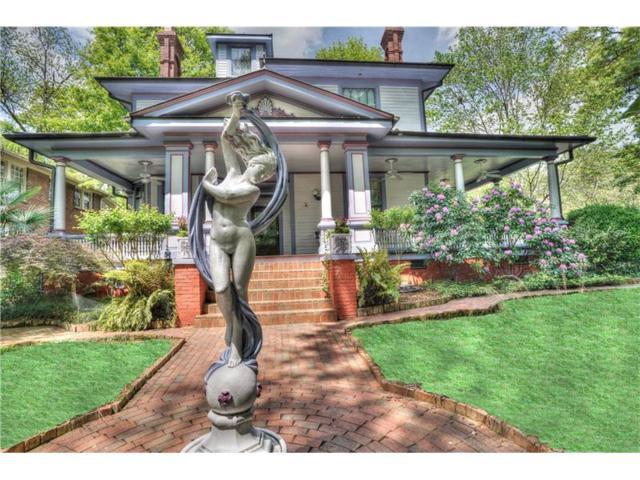 1062 Euclid Avenue NE, Atlanta, GA 30307 (MLS #5865787) :: North Atlanta Home Team