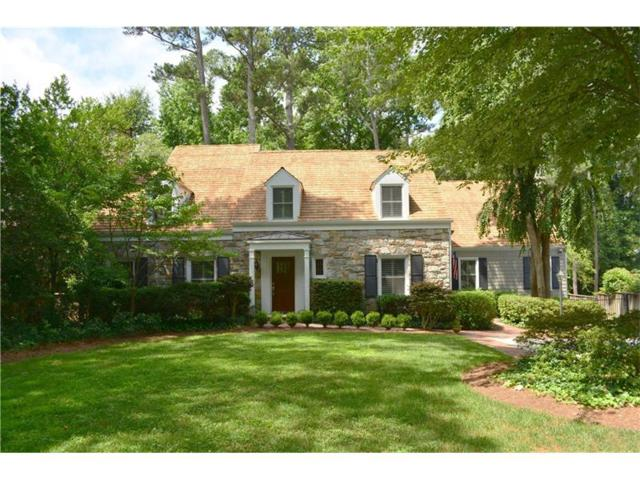 4094 Club Drive, Atlanta, GA 30319 (MLS #5866481) :: North Atlanta Home Team