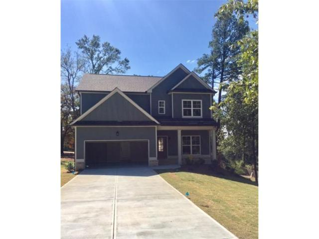 689 Piedmont Road, Gainesville, GA 30501 (MLS #5867606) :: Carr Real Estate Experts